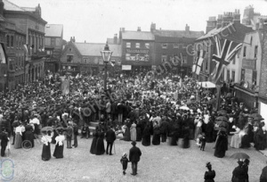 Knaresborough 1887